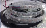 DC5V flexibles Whie Streifen-Licht Schaltkarte-5050SMD 2801 IS LED
