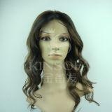 Pelucas superiores del pelo humano de la Virgen el 100% del grado (kinsofa 23322)