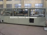 Máquina composta plástica de madeira da extrusão do perfil