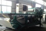 Máquina de secagem Dewaterer do espessador da pressão do filtro da correia da máquina Glsd4000