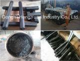 Fácil funcionar el carbón de leña de bambú de madera de la biomasa que hace la máquina