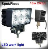 LED Work Light Manufacurer High Power 18W CREE Beam