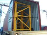 Tour conçue neuve de la construction Qtz40 (TC5008) Grue-Maximum. Chargement 4t