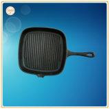 Vouriseのサイズの鉄の鋳造の調理器具Sikllet