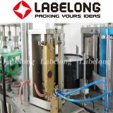 Garrafa de água mineral automática Máquinas de rotulagem OPP