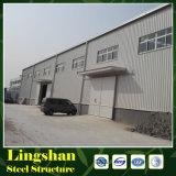 Fabriek van de Structuur van het Staal van de Workshop van lage Kosten de Lichte