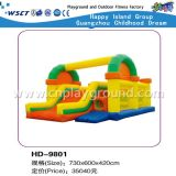 Small Inflatable Game Outdoor Soft Inflatable Castle (HD-9801)