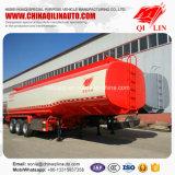 潤滑油のローディングのための半高品質のタンカーのトレーラー
