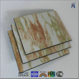 Äußeres 4mm PVDF Decorative Wall Panels Acm Aluminum Composite Material