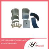 Magnet-Hersteller-freies Beispielneodym-permanenter Lichtbogen-Magnet China-NdFeB