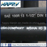 Провода давления R13 шланг экстренного высокого 6 SAE 100 спиральн