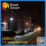 Eficacia alta de la iluminación al aire libre pública solar respetuosa del medio ambiente de la iluminación 15W LED