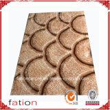 Couvre-tapis Shaggy chaud de région de tapis de bonne qualité de modèles de Muti-Structure
