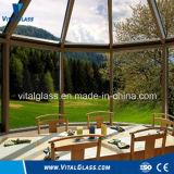 Ausgeglichenes lamelliertes Glas/kopierte Gebäude-Glas/freier Gleitbetrieb dargestelltes Glas