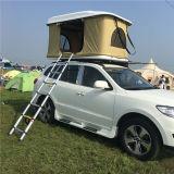 Reboque de tenda para camping Camping ao ar livre com barraca de telhado anexo
