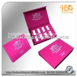 2015 cajas de encargo de los cosméticos del nuevo estilo para las cajas de regalo