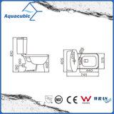 Zweiteiliges Siphonic verdoppeln bündige Toilette 1.28gpf (ACT9032)