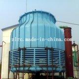 Torre refrigerando redonda do fluxo contrário /FRP torre refrigerando