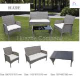 [ويكر] فناء أريكة خارجيّ [رتّن] أثاث لازم كرسي تثبيت طاولة منزل حديقة أثاث لازم [ويكر] أثاث لازم [رتّن] أثاث لازم