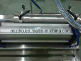 Mzh-F 2 Cabezas de la Máquina Semi Automática de Llenado de Líquidos