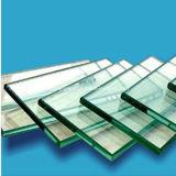 セリウム/SGSが付いている2-19mmのゆとりのフロートガラス/ISOの証明書