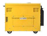 Générateur à la maison facile d'utilisation de câblage cuivre de début de clé de Hy6500dce