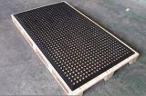 ゴム製マットのスリップ防止ゴム製スリップ防止台所マットを着色しなさい