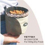 Sac d'aliment pour animaux familiers de porteur (YE77500)
