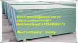 De waterdichte StandaardGrootte van de Raad van het Gips/De Fabrikant van China van de Gipsplaat