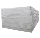 1220X2440mm White WPC/pvc Foam Board met High Surface Density