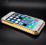 iPhone 6 LED Flash Case를 위한 싼 New Product Mobile Phone Accessory LED Flash Light Selfie Cell Phone Case
