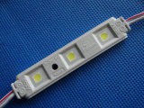 Fábrica Directa 3LEDs Injection LED Module Light for Sign