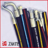 Flexibler hydraulischer Flechten-Schlauch SAE-J517 2sc als 2sn