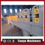 Porte en acier de lamelles d'obturateur de roulement de mousse d'unité centrale faisant la machine