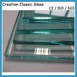 Ontruim/Gekleurd Aangemaakt Gelamineerd Glas voor de Bouw van Glas/de Lijst van het Glas