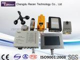 Indicador da carga do guindaste de torre, Anti-Collision&Zone sistema de proteção RC-A11