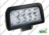 12V 24V 24W LED Work Light Lamp off-Road 4X4 크리 말 LED Spotlight