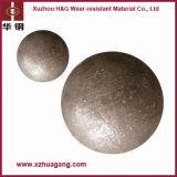 H&G Chrome Alloyed Ginding Media Balls para Iron/Gold/Copper Ore