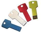 Fördernder Gift Key USB Flash Drive mit Real Capacity