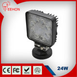 24W LED Work Light voor Motorcycle