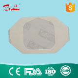 Limpeza de ferida transparente do adesivo IV da película do plutônio