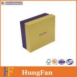 De luxe paste het Stijve Kleurrijke Vakje van de Verpakking van de Gift van het Document van de Druk aan