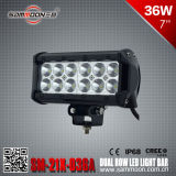 7 duim 36W Dual Row CREE LED Car Driving Light Bar (sm-21x-036A)