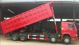 최신 HOWO 31tons 8X4 대형 트럭 판매 (ZZ3317N3867C1)