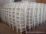 金属の現代鋼鉄レストランのホテルの宴会の結婚式のChiavariの椅子(BH-L8815)