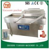 Machine van de Verpakking van de kip de Vacuüm met Dubbele Kamer DZ-500X