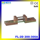 (FL-2D) Series 5-15000A Class 0.5 CC Ammeter Shunt Resistor 75mv per Current Transformer