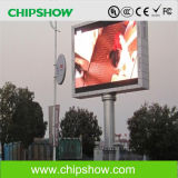 Exhibición de LED a todo color de Chipshow P16 LED que hace publicidad de la exhibición