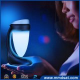 Ds 7609 창조적인 LED 다채로운 테이블 유형 Bluetooth 소형 무선 스피커
