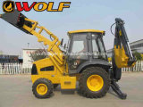Heißes Sale in Dubai Construction Equipment Backhoe Loader